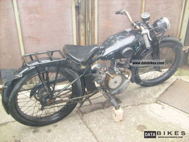 Other  Villiers 98ccm 1938 Vintage, Classic and Old Bikes photo