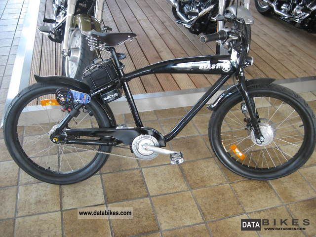 Other  SACHS BEAST E BIKE 2011 Electric Motorcycles photo