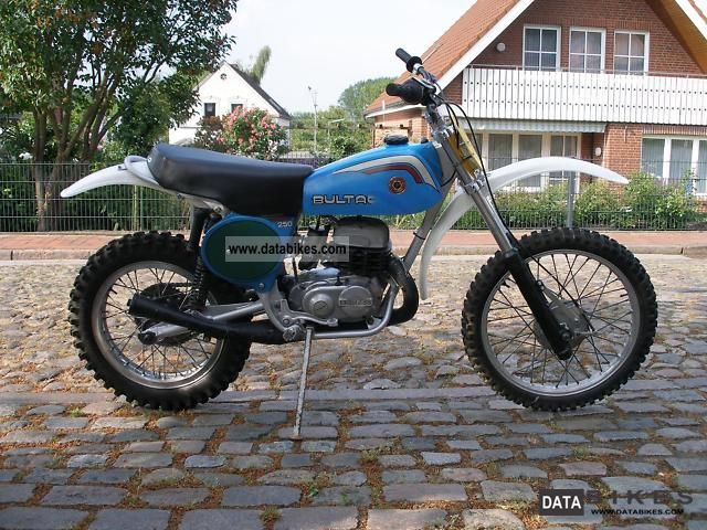 Other  Bultaco MK 9 1976 Vintage, Classic and Old Bikes photo