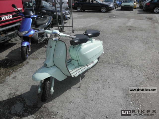 Other  Innocenti Lambretta 125/4 1963 Vintage, Classic and Old Bikes photo