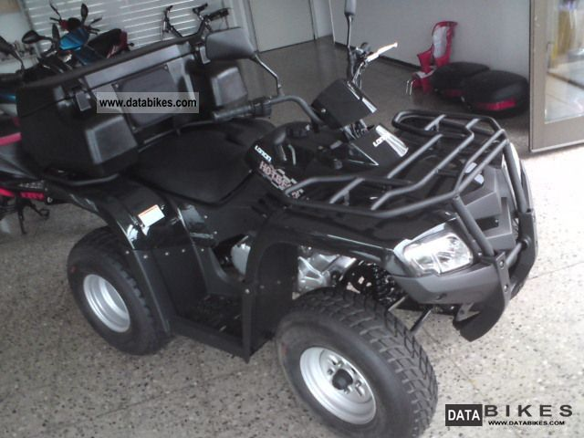 2011 Other  New vehicle - Trooper 200 - offer 2899 -. € Motorcycle Quad photo
