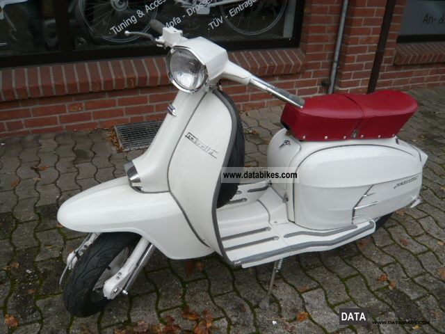 Other  Lambretta SX 200cc Special 1967 Vintage, Classic and Old Bikes photo