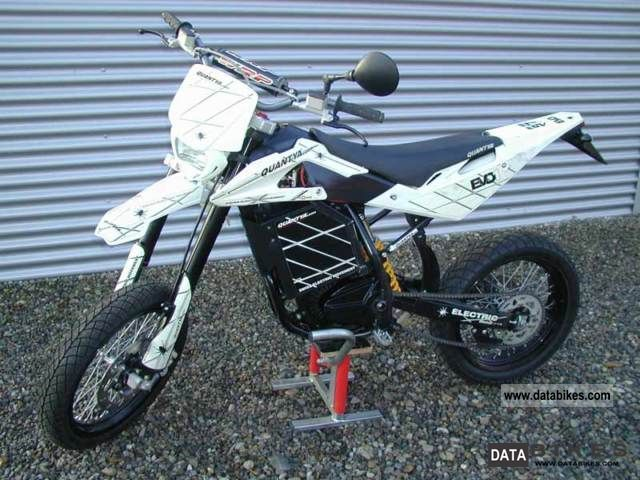 Other  Quantya Strada Supermoto 2009 Electric Motorcycles photo