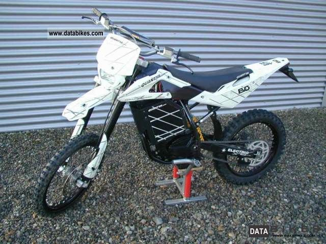 Other  Quantya Strada 2009 Electric Motorcycles photo