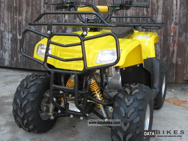 2011 Other  Quad 110cc Hummer without reverse Motorcycle Quad photo