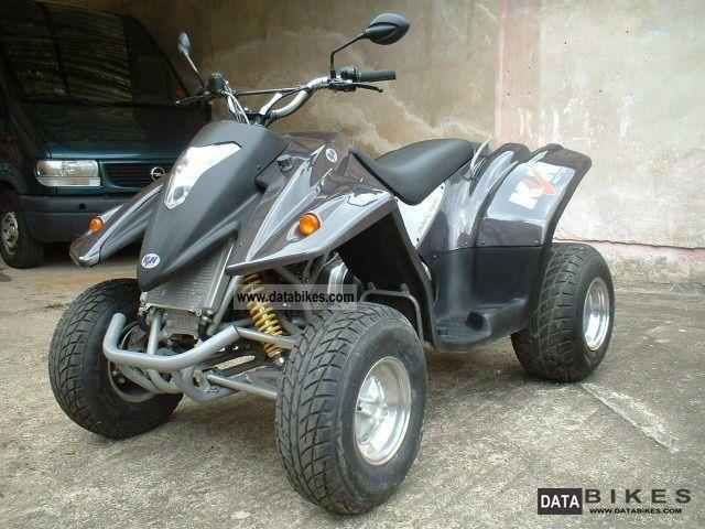 2005 Other  KVN YAK 500 Motorcycle Quad photo