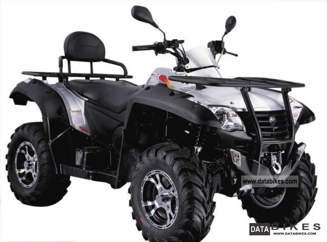 2011 Other  CF Moto Allroad X5 Motorcycle Quad photo