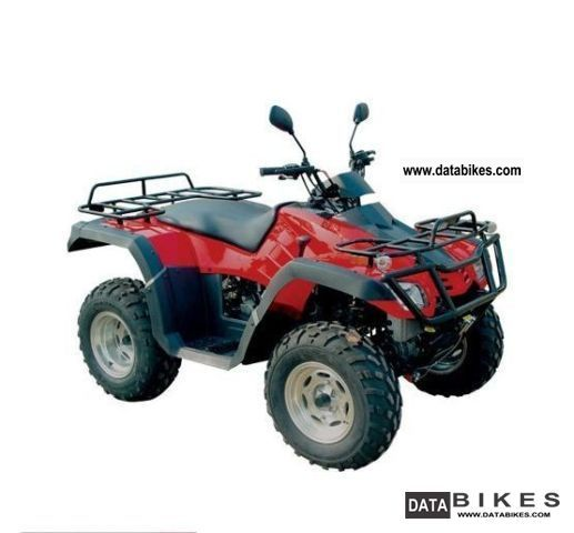2011 Other  CF Moto Allroad 300 IS Motorcycle Quad photo