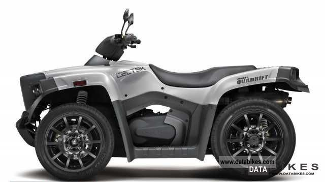 2009 Other  Cectek Quadrift Cectek Quadrift Motorcycle Quad photo