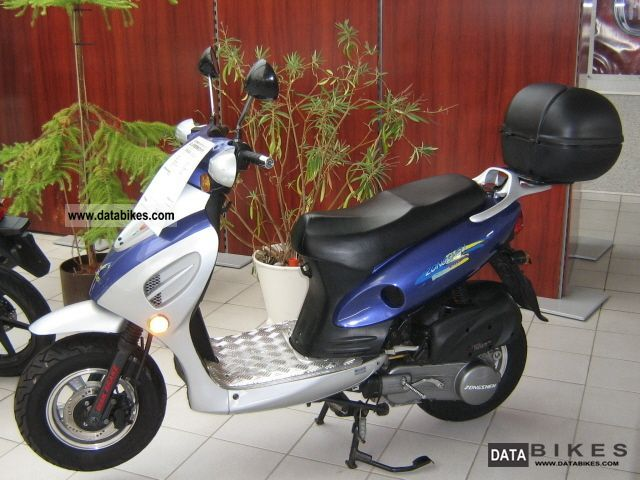 Other  Zongshen ZS 125-7 Roller 2006 Scooter photo