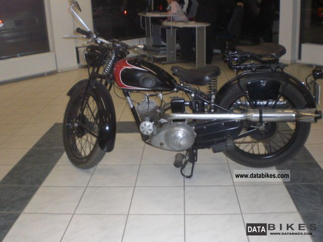 Other  Ardie 1937 Vintage, Classic and Old Bikes photo