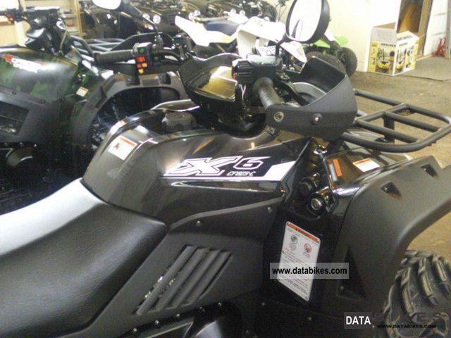 2011 CF Moto 625 EFI 4x4 X6 long