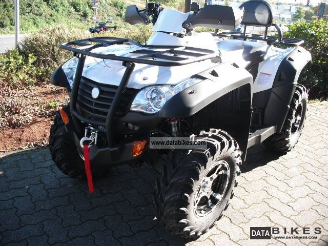 2011 Other  CF MOTO CF 625-C / X 6 Motorcycle Quad photo