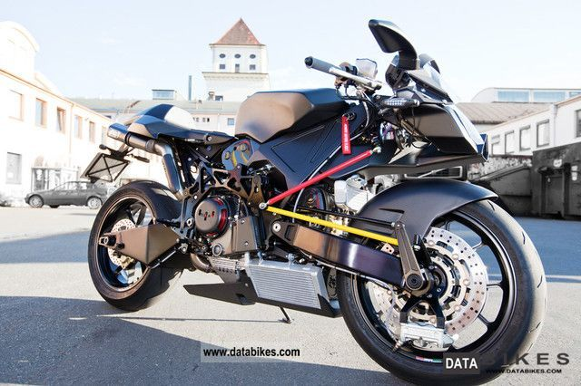 2011 Other  Vyrus 987 Motorcycle Sports/Super Sports Bike photo