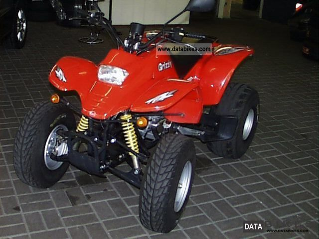 2004 Other  Ram 250 grizzly Motorcycle Quad photo