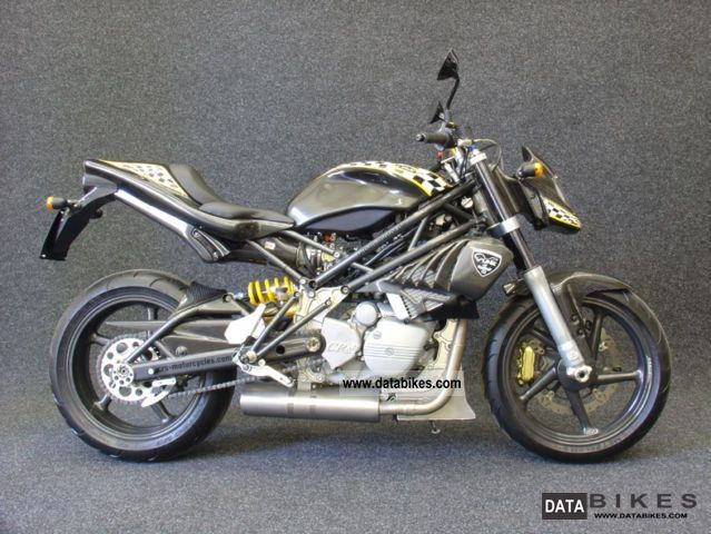 Other  CR & S Racing Checkers VUN Gunmetal Sport 2009 Motorcycle photo