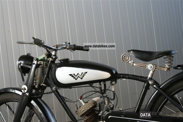 Other  Wanderer 1938 Vintage, Classic and Old Bikes photo