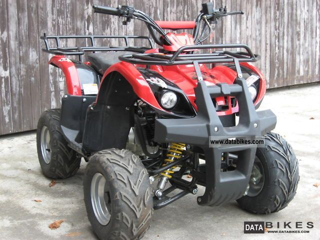 2011 Other  Quad Hummer110ccm with R-Gang Motorcycle Quad photo