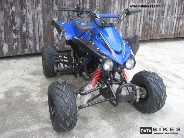 2011 Other  Quad 110cc with reverse gear Motorcycle Quad photo