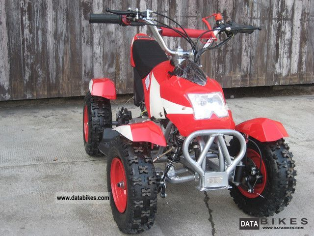 2011 Other  49cc kids quad with remote control Motorcycle Quad photo