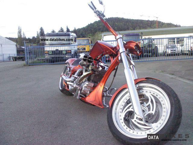 Other  JCB Designs (Yamacha Wild Star) 2010 Chopper/Cruiser photo