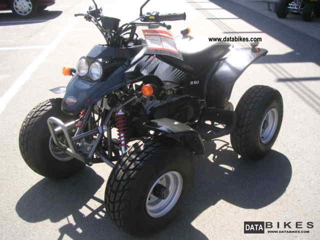 2011 Other  Standard Motoring 50 Motorcycle Quad photo