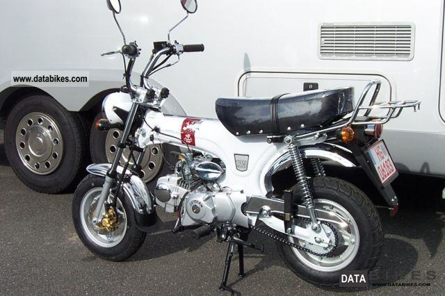 2011 Other  Dax or Monkey replica 50 and 125cc Motorcycle Motorcycle photo