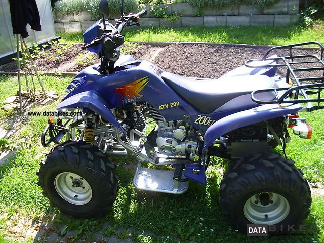 Bashan  ATV 200cc 2006 Quad photo