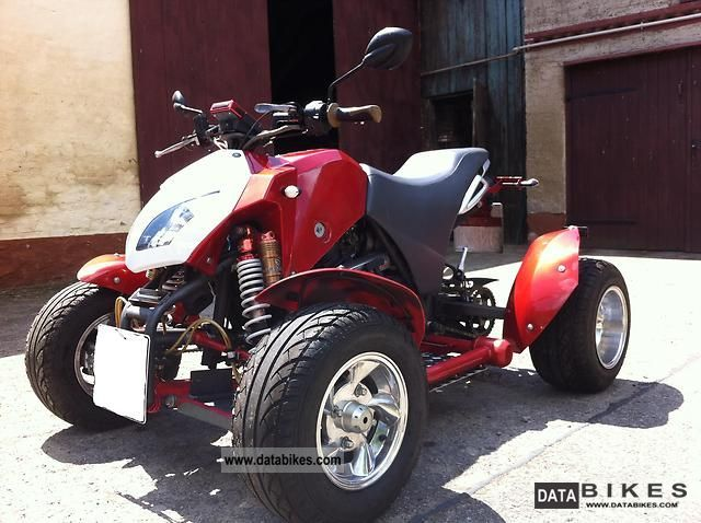 2008 Bashan  BS-18-300ST Motorcycle Quad photo