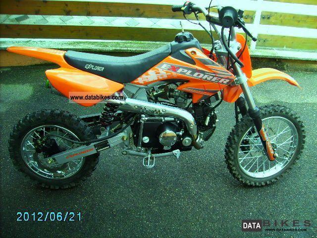 2010 explorer xrx 125 mini motocross. Black Bedroom Furniture Sets. Home Design Ideas