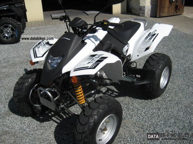 2012 Explorer  Titan 300 *** 5-speed + R / 2, sleeps approval *** Motorcycle Quad photo