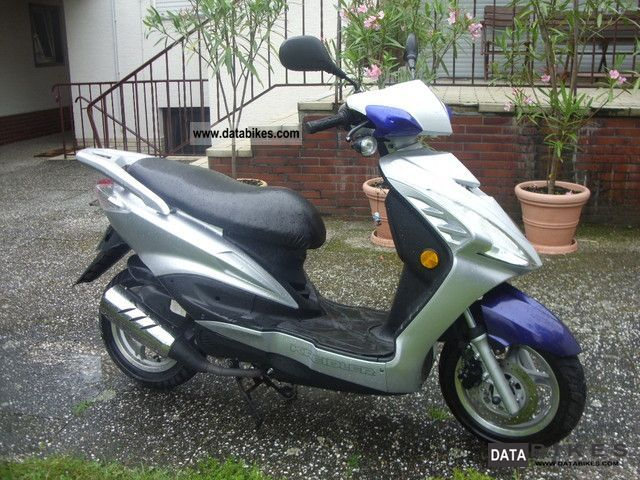 2007 Kreidler  Foil-RMC-F50 Motorcycle Scooter photo