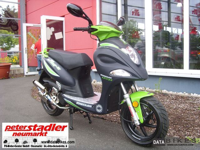2012 Kreidler  Foil RS 50 - NM Motorcycle Scooter photo