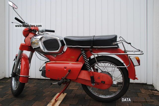 Kreidler  Like the Red 1968 Vintage, Classic and Old Bikes photo
