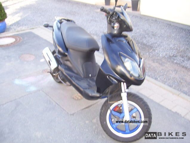 Keeway  F-ACT 45/25 2006 Scooter photo