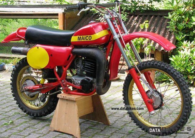 1980 Maico  MC / GS 250 Motorcycle Motorcycle photo