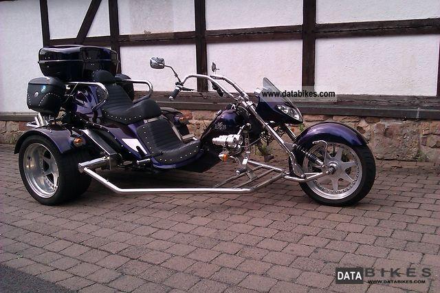 2002 Boom  5i Low Rider Motorcycle Trike photo