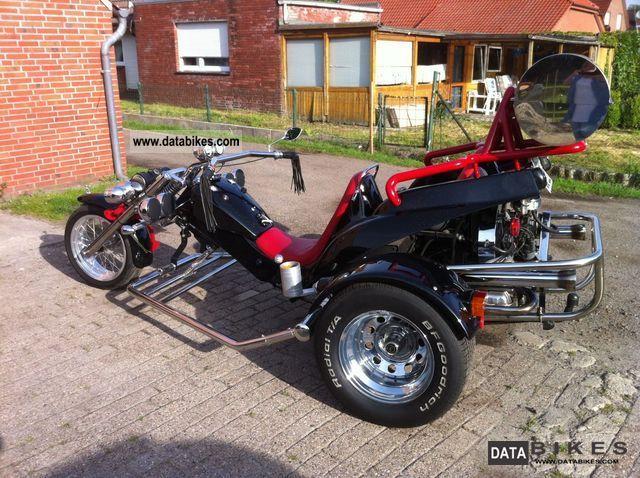 1993 Boom  Highway A1 Motorcycle Trike photo