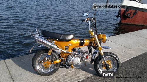 2010 Skyteam  dax st 160 Motorcycle Motorcycle photo