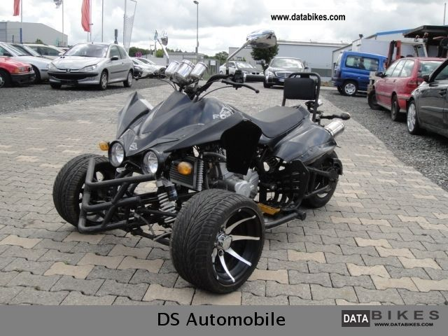 2009 Other  Zhenhua ZHGT250-7 Motorcycle Trike photo