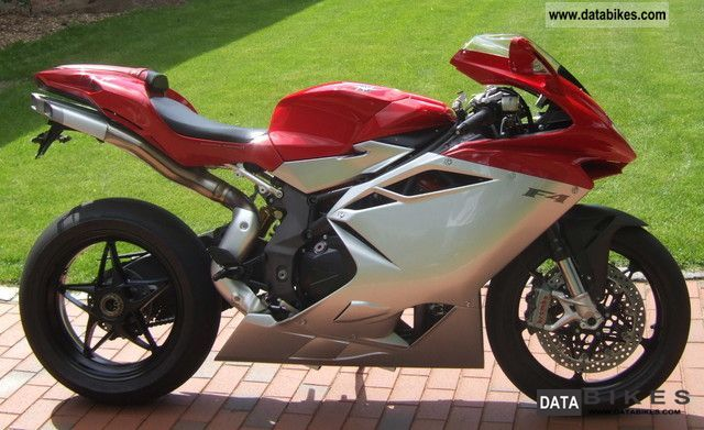 2010 MV Agusta  F4 1000 Motorcycle Sports/Super Sports Bike photo