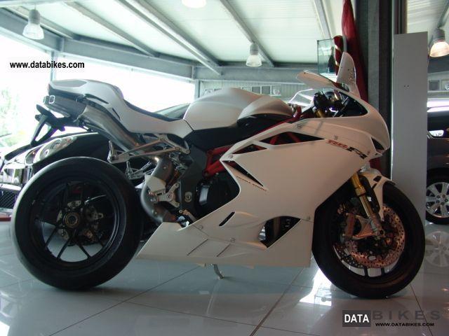 2012 MV Agusta  F4 RR Corsacorta Inz / exchange possible Motorcycle Sports/Super Sports Bike photo