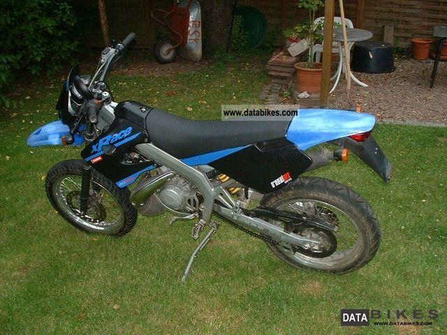2006 Derbi  Senda X-Race Motorcycle Motor-assisted Bicycle/Small Moped photo
