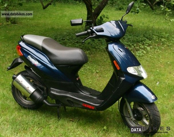 2001 Derbi  atlantis Motorcycle Motor-assisted Bicycle/Small Moped photo