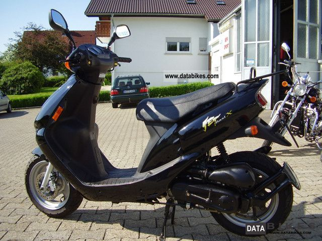 2008 SYM  Jet 50 BasiX Motorcycle Scooter photo