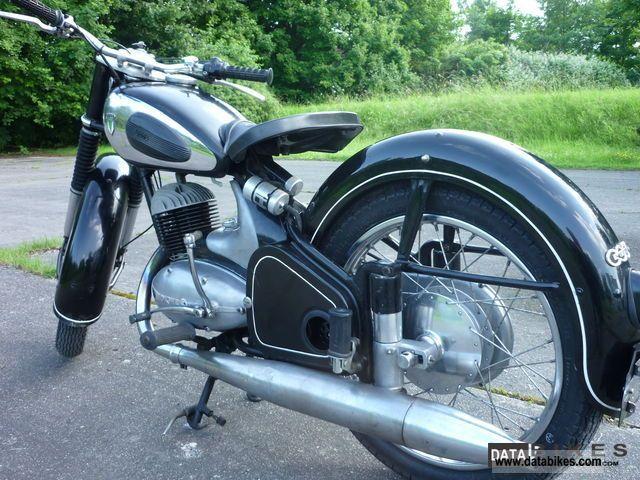 Rt 22 Honda >> 1955 DKW RT 200/2