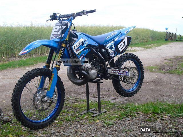 2007 TM  250 Motorcycle Rally/Cross photo