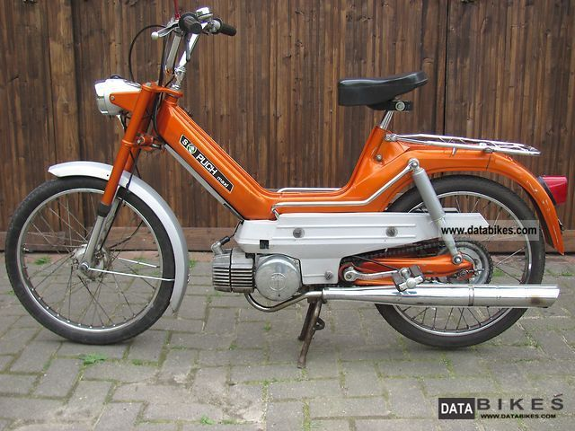 Puch  Maxi S 1973 Vintage, Classic and Old Bikes photo