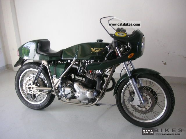 Norton  Commando 750 \ 1971 Vintage, Classic and Old Bikes photo