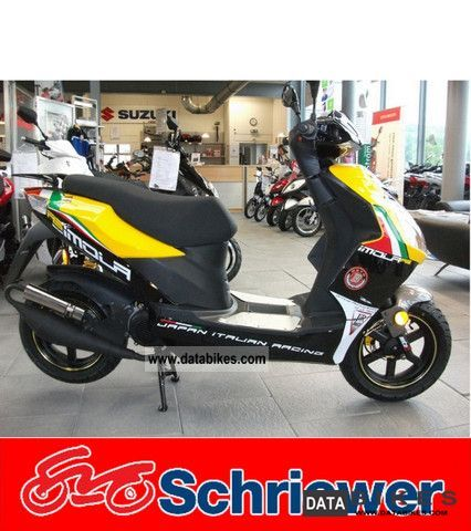2012 Motobi  Imola 50 RS, cheaper scooter Motorcycle Scooter photo